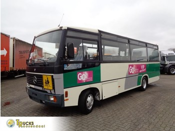 Turistbus Mercedes-Benz 814 + Manual + 36 SEATS