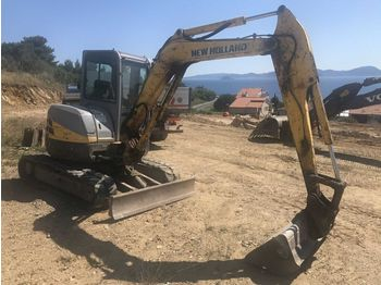 NEW HOLLAND KOBELCO 50.2 5R - minigravemaskine