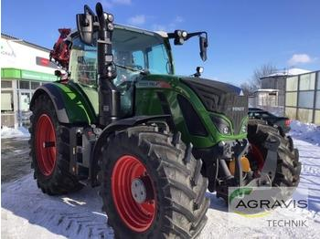 Fendt 714 VARIO S4 POWER - landbrugs traktor