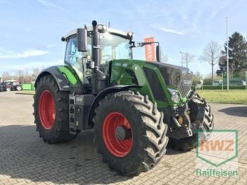 Fendt 828 profi plus - landbrugs traktor