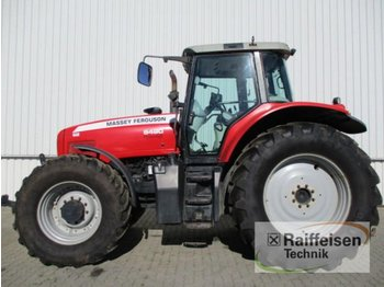 Landbrugs traktor Massey Ferguson 6490 Dynashift
