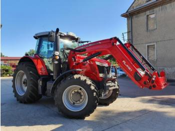 Landbrugs traktor Massey Ferguson 6716s dyna-vt exclusive