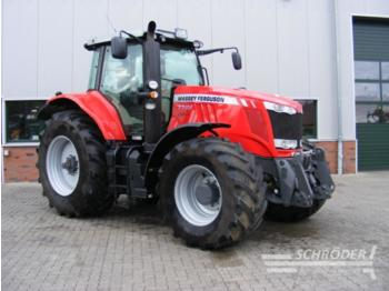 Landbrugs traktor Massey Ferguson 7722 dyna-vt exclusive