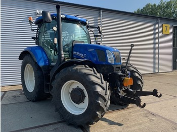 New Holland T6.160 AC - landbrugs traktor