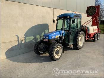 New Holland TN85FA - landbrugs traktor