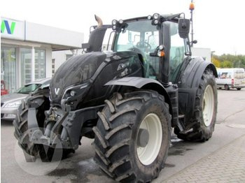 Valtra T 214 Direct - landbrugs traktor