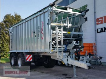 Fliegl ASW 281 TAURUS FOX 45m³ + Top Lift Light - landbrugsvogn