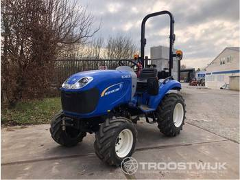 New Holland Boomer 20 - mini traktor