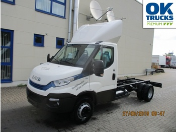 Lastbil chassis IVECO Daily 70C14GA8/P