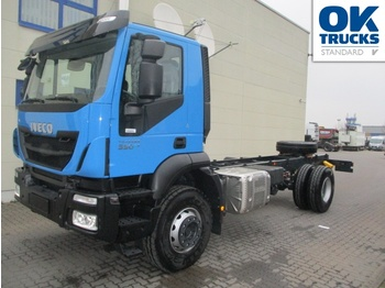 Lastbil chassis IVECO Stralis AD190T33EVI_C Euro6 AHK ZV
