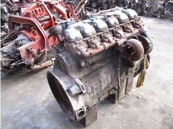 MAN D2866 TURBO - motor