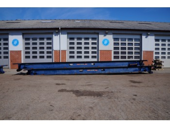 Ramme/ chassis Scheuerle Spacer