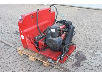 Motor Goldhofer Motor 2